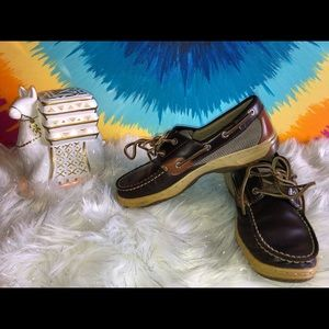 Women's Sperry top sider size 6